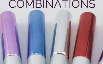 Over 20 Rollerball Combinations