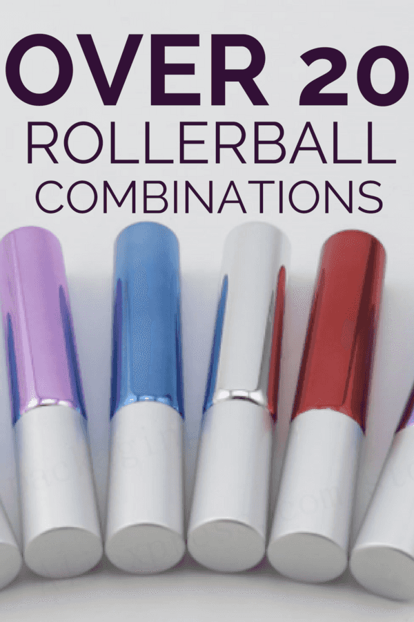 Tired? Need a pick me up? Have a hard time focusing? Essential Oils can help!  We have over 20 Rollerball Combinations that you can put together to help your problems.