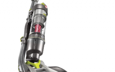 Amazon: Hoover WindTunnel Bagless Lightweight Vac 63% OFF