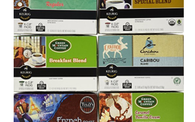 Amazon: 72-ct K-Cup Variety Pack $26