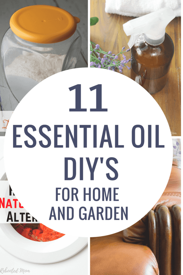Making your own DIY cleaners for home and garden is inexpensive, rewarding and even more .. better for your health than toxic items in store. Here are 11 Essential Oil DIYs for Home and Garden.