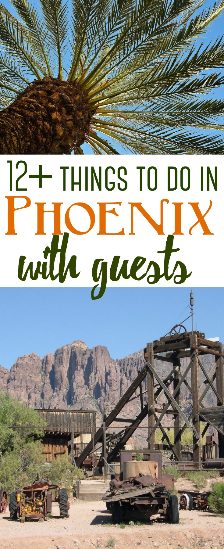 Over 12 Things to Do in Phoenix with Guests – The CentsAble