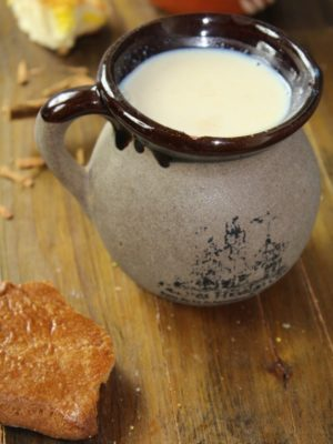 Traditional Atole de Vainilla