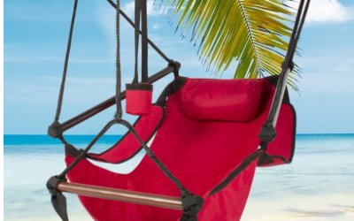 Hammock Hanging Chair Air Deluxe Outdoor Chair $25