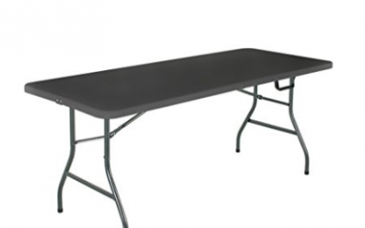 Amazon: 6 ft Cosco Folding Table just $38