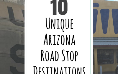 10 Unique Arizona Road Trip Destinations