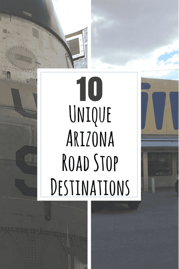 Have kids? You might want to bookmark these 10 Unique Arizona Road Trip Destinations the next time you find yourself with an available weekend!