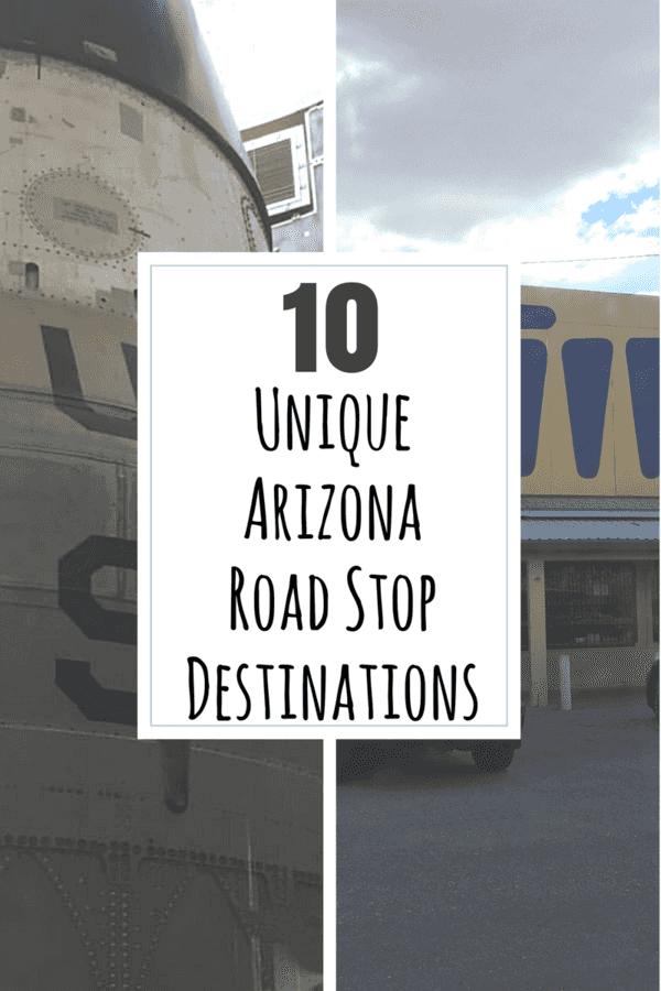 10 Unique Arizona Road Trip Destinations