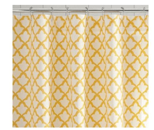 Pottery Barn Marlo Organic Shower Curtain $12 99 FREE
