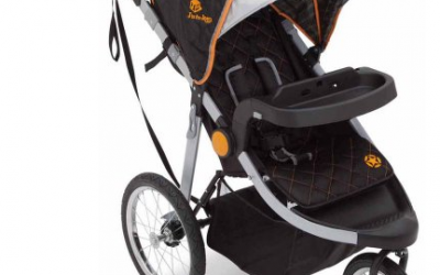 Jeep Brand Cross-Country All-Terrain Jogging Stroller $89