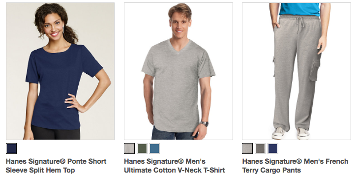Hanes Clearance Sale: Up to 75% OFF + Additional Savings + FREE Boxer Brief