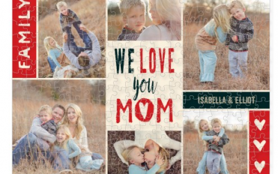 Shutterfly: FREE Puzzle + 4 FREE 8×10 Art Prints