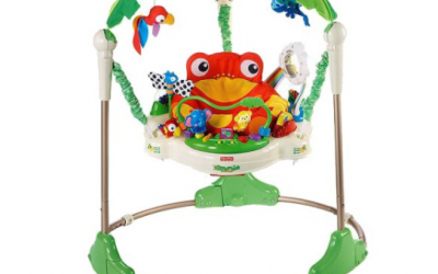 Target: Fisher-Price Jumperoo Rainforest Friends $56