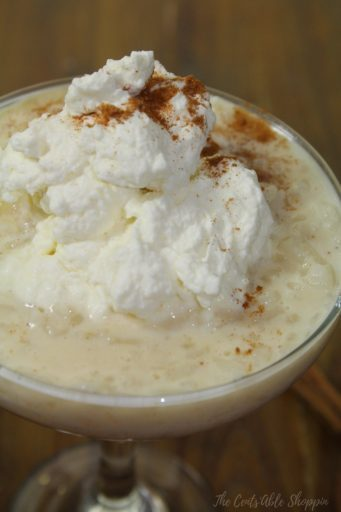 Instant Pot Rice Pudding