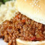 The best homemade sloppy joes made in the Instant Pot!