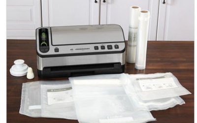 The FoodSaver® V4850 2-in-1 Food Preservation System $99 (50% OFF)