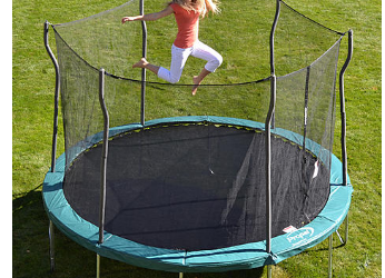 Sears: Propel Trampolines 12′ Trampoline with Enclosure $189.99