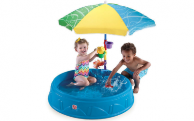 Amazon: Step2 Play and Shade Pool $38 (Reg. $60)