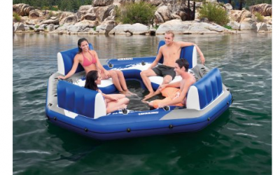Relaxation Station 4 person Floating Lounger $68