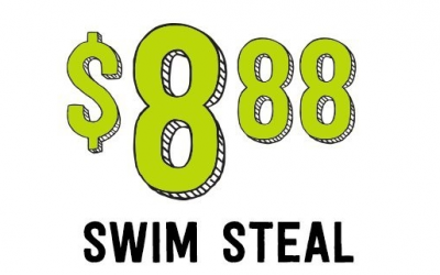 Crazy8: FREE Shipping & Swim Items just $8.88