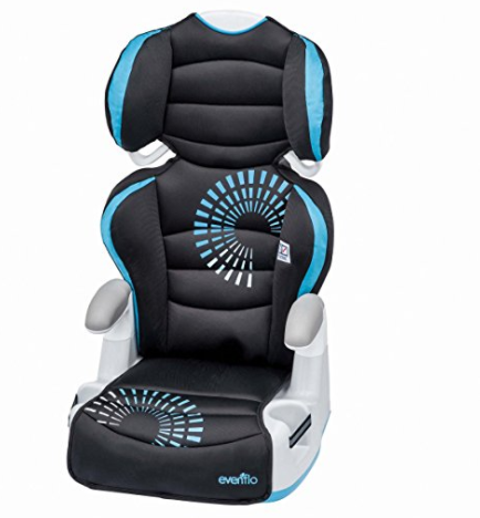 Looking For A Car Seat Your Kiddos Amazon Has The Evenflo Big Kid AMP Booster Just 20