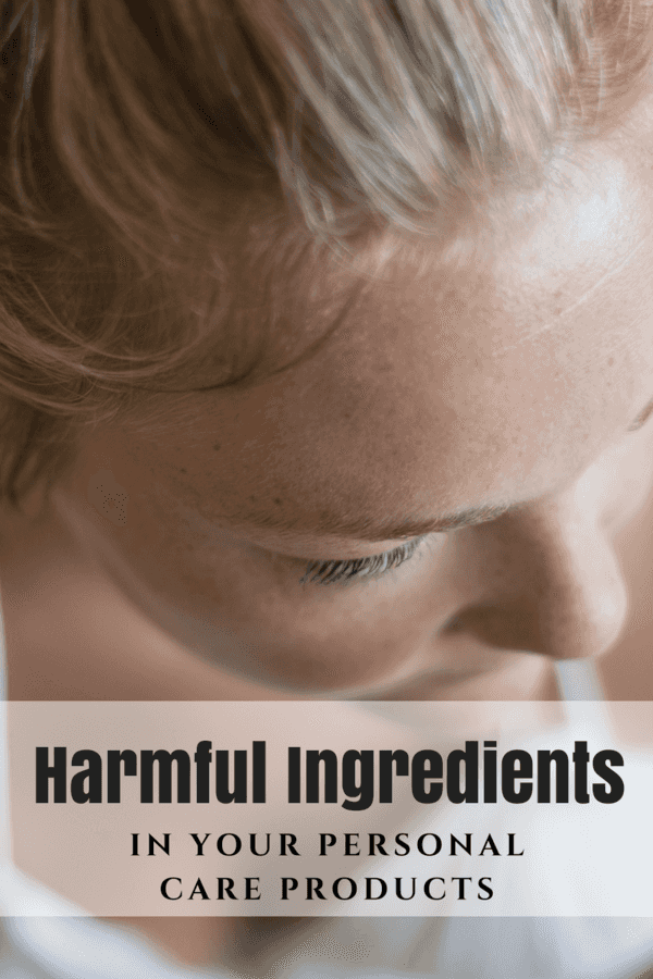 Your personal care products contain thousands of chemicals - all of which are absorbed into your body.  Surprisingly enough,  the personal care industry is highly unregulated.   There is no pre-approval before it hits the market and enters your home.