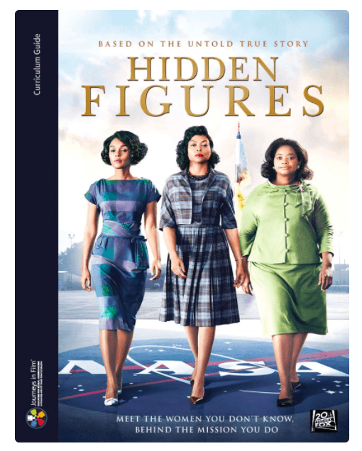 FREE Hidden Figures Curriculum for 5th-12th grade Students – The