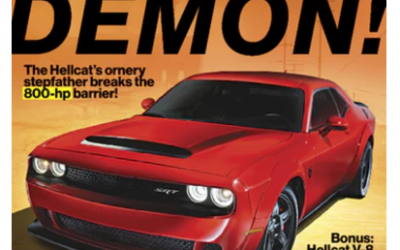 4 Years to Car and Driver Magazine just $12