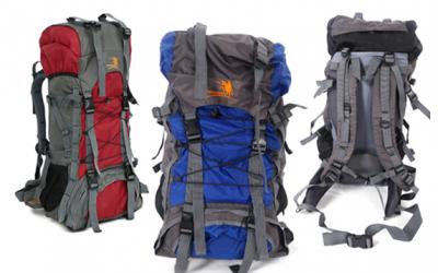 High Capacity 60L Hiking and Camping Backpack $25 Shipped
