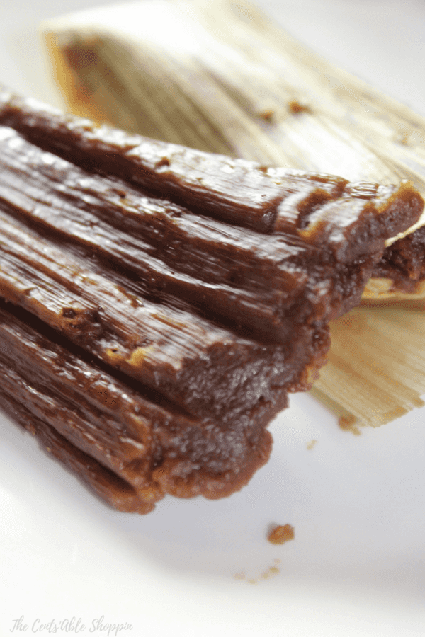 Chocolate Tamales are a twist on the traditional meat and chile filled tamales - they are rich and decadent with the perfect level of sweetness.