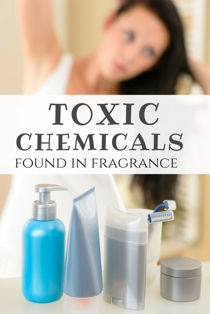 Toxic Chemicals Found in Fragrance