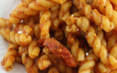 Instant Pot Pasta with Sauce