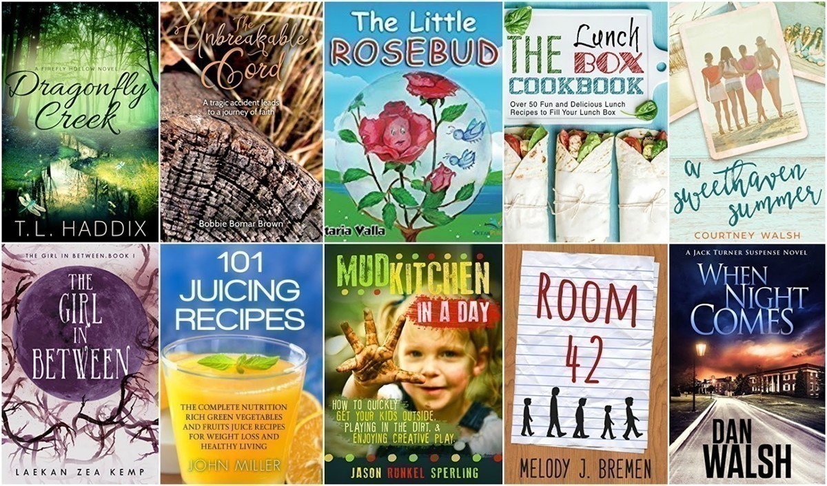 FREE Kindle Books | The Lunch Box Cookbook + More