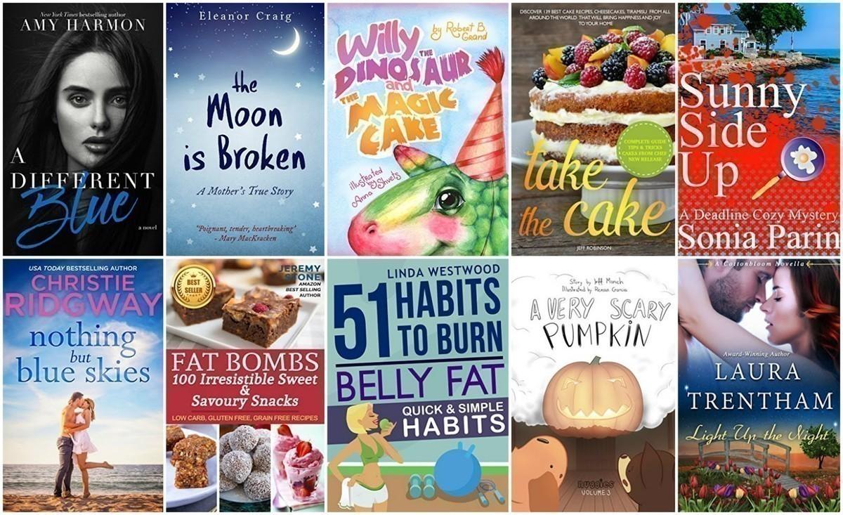 FREE Kindle Books | Fat Bombs, Take the Cake + More
