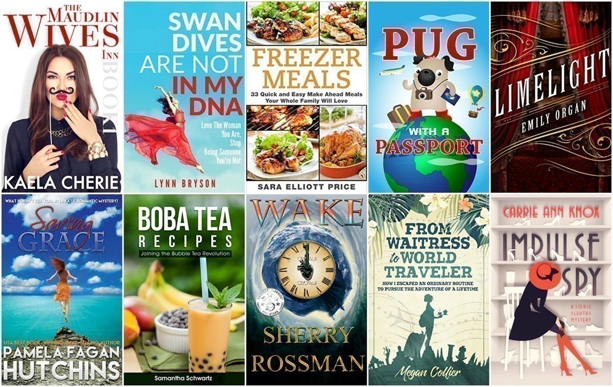 FREE Kindle Books | Freezer Meals + More