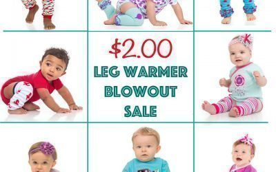 JuDanzy Blowout Sale: Leggings just $2 + FREE Shipping