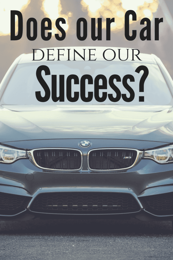 We all tend to judge people in one way or another and in many cases, one of the first things we see when we meet someone is their car.   Does a really nice expensive car always mean that someone is rich or successful?