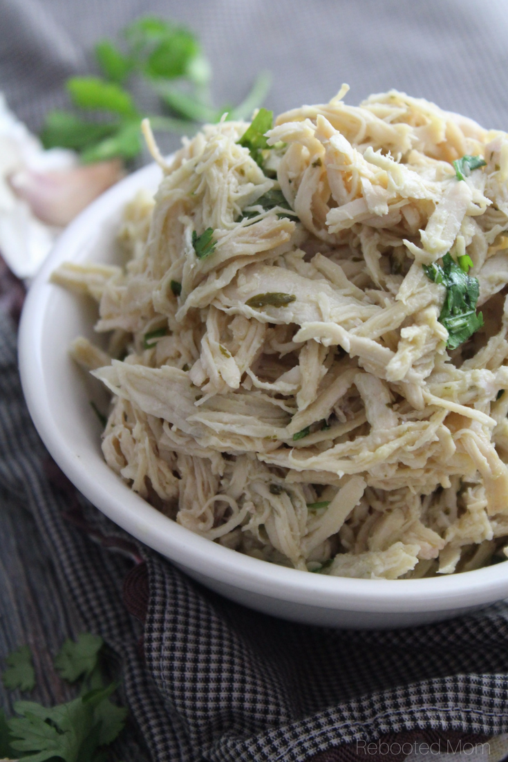 Instant Pot Mexican Shredded Chicken The Centsable Shoppin