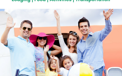 How to Travel with a Large Family
