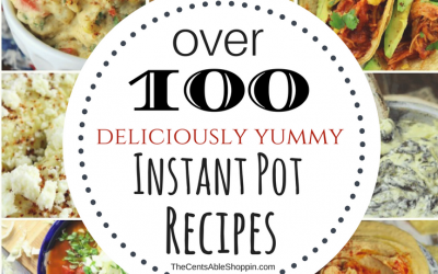 Over 100 Deliciously Yummy Instant Pot Recipes