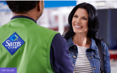 Up to 78% OFF Sam's Club Membership + FREE Gift Card + More
