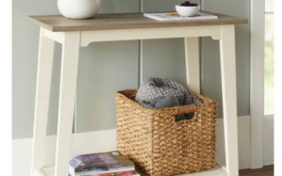 Bedford Console Table just $53 + FREE Shipping