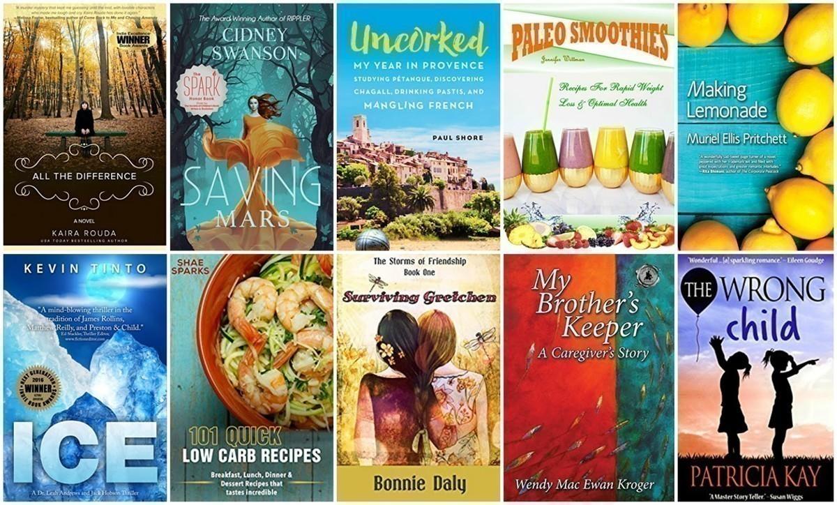 FREE Kindle Books | Paleo Smoothies, Making Lemonade + More