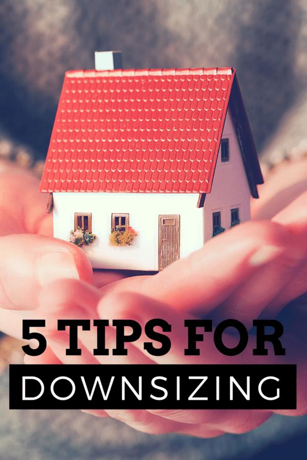 5 tips for downsizing. Black Bedroom Furniture Sets. Home Design Ideas