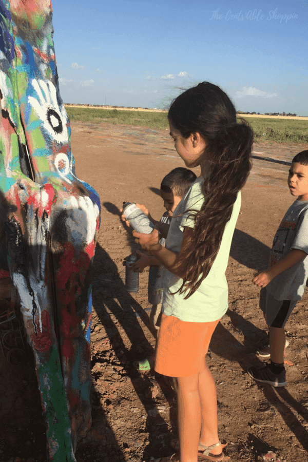 Tips for Visiting Cadillac Ranch in Amarillo, Texas – The