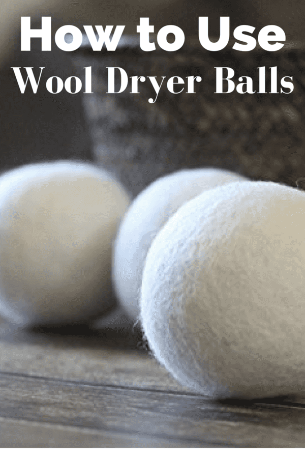 Many of you are not 100% certain that making the switch from synthetic laundry products to wool dryer balls is a viable option.   If you are making the switch, here are some incredible tips to help you learn how to use your wool dryer balls.