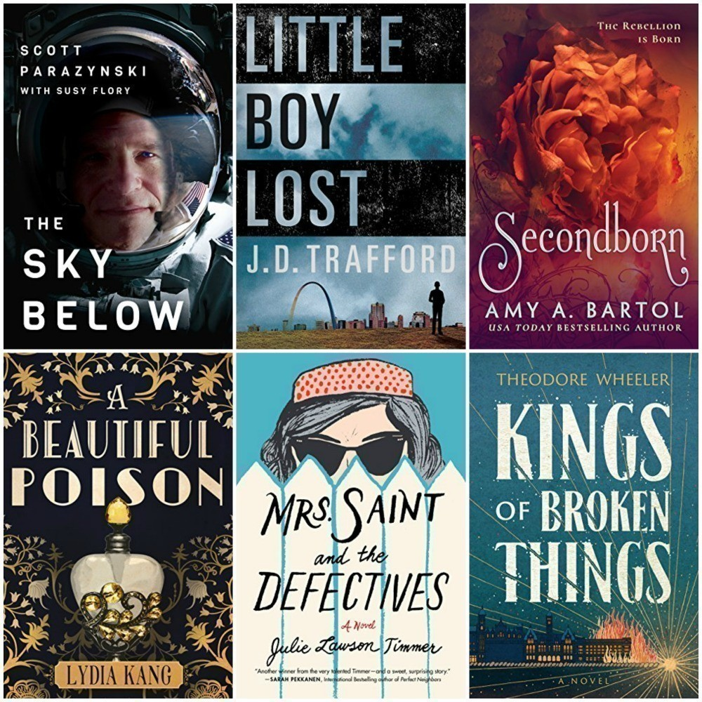 FREE July Kindle First Books