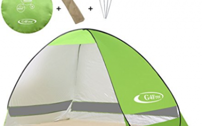 Outdoor Automatic Pop up Instant Portable Cabana Beach $32