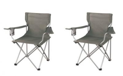 Ozark Trail 2 pk Folding Camp Chairs $13