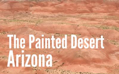 Visit The Painted Desert (Arizona)